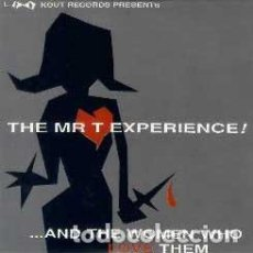 CDs de Música: THE MR. T EXPERIENCE - AND THE WOMEN WHO LOVE THEM - MINI-ALBUM - CARDBOARD SLEEVE. Lote 140605654