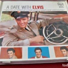 CDs de Música: ELVIS PRESLEY - A DATE WITH ELVIS - GERMANY - RCA ND90360 **IMPECABLE**DE LUJO. Lote 140708602