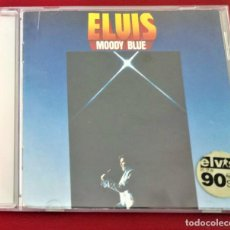 CDs de Música: ELVIS PRESLEY - MOODY BLUE - CD ALEMANIA / ND90252. Lote 140716138