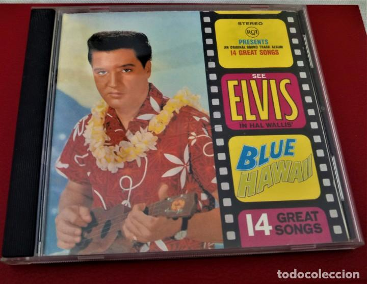 ELVIS PRESLEY - BLUE HAWAII - CD ALEMANIA / ND83363 (Música - CD's Rock)