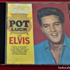 CDs de Música: ELVIS PRESLEY - POT LUCK - CD ALEMANIA / ND89098. Lote 140716774