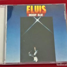 CDs de Música: ELVIS PRESLEY - MOODY BLUE- CD ALEMANIA / ND90252. Lote 140719510