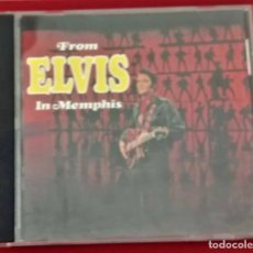 CDs de Música: ELVIS PRESLEY - FROM ELVIS IN MEMPHIS- CD USA/ . Lote 140720014