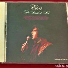 CDs de Música: ELVIS PRESLEY -HE TOUCHED ME - CD USA. Lote 140720554