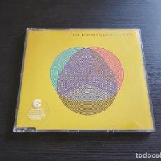 CDs de Música: FISCHERSPOONER - JUST LET GO - CD SINGLE - 3 TRACKS - CAPITOL - 2005. Lote 140723502