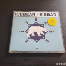 CDs de Música: EISBÄR - ICEBEAR - CD SINGLE - 4 TRACKS - CHRYSALIS - 1995. Lote 140723666
