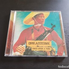CDs de Música: DREADZONE - ONCE UPON A TIME - CD ALBUM - FUN RECORDINGS. Lote 140723914