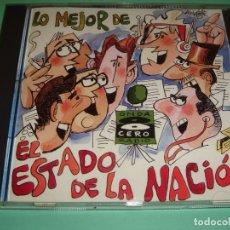 CDs de Música: LO MEJOR DE EL ESTADO DE LA NACIÓN / EL DEBATE SOBRE/ ONDA CERO / LUÍS DEL OLMO / ANTONIO MINGOTE CD. Lote 180246411