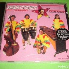 CDs de Música: SEÑOR COCONUT Y SU CONJUNTO / EL BAILE ALEMÁN / VERSIONES DE KRAFTWERK / CD. Lote 140234278