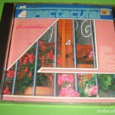 CDs de Música: REMEMBER ESPECTACULAR / WILL GLAHÉ Y SU ORQUESTA / PDI / CD. Lote 140235010