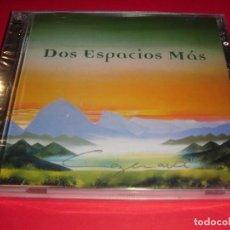 CDs de Música: GUILLERMO CAZENAVE / DOS ESPACIOS MÁS / 2 CD / ¡¡¡PRECINTADOS!!!. Lote 140732858