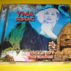 CDs de Música: YMA SUMAC / CALL OF THE ANDES / CD. Lote 140741134
