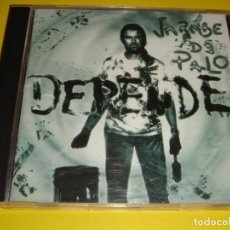 CDs de Música: JARABE DE PALO / DEPENDE / VIRGIN RECORDS 1998 / CD. Lote 140741786