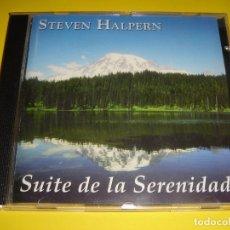 CDs de Música: STEVEN HALPERN / SUITE DE LA SERENIDAD / CD. Lote 48689205