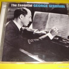 CDs de Música: GEORGE GERSHWIN / THE ESSENTIAL / SONY MUSIC 2003 / 2 CD. Lote 140742406