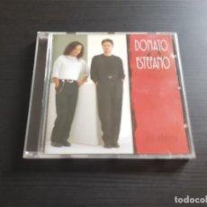 CDs de Música: DONATO & ESTEFANO - MAR ADENTRO - CD ALBUM - SONY - 1995. Lote 140748458