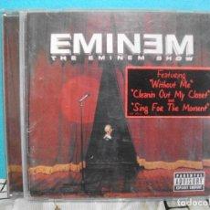 CDs de Música: EMINEM - THE EMINEM SHOW - CD ALBUM PEPETO. Lote 140756942