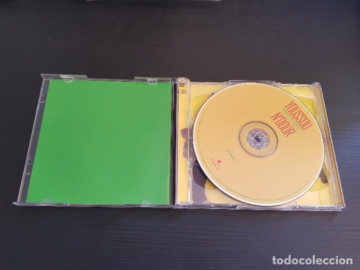 CDs de Música: YOUSSOU N´DOUR - ROKKU MI ROKKA - GIVE AND TAKE - DOBLE CD ALBUM - WARNER - 2007 - Foto 4 - 140764062