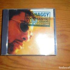 CDs de Música: SHAGGY. BOOMBASTIC. VIRGIN, 1995. CD. IMPECABLE. Lote 140840930