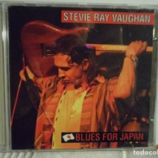 CDs de Música: STEVIE RAY VAUGHAN - BLUES FOR JAPAN LIVE 1985. Lote 140862662