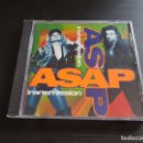 CDs de Música: ASAP - TRANSMISSION - CD ALBUM - SONY - 1994. Lote 140863310