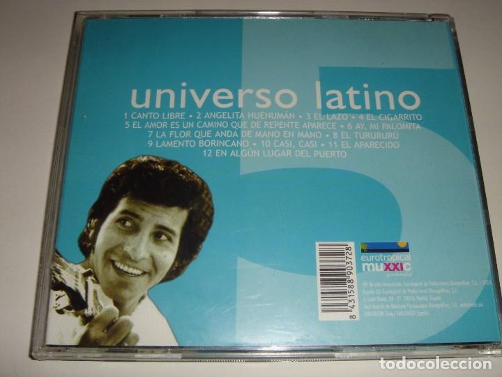 CDs de Música: VICTOR JARA / UNIVERSO LATINO 5 / EL PAÍS / CD - Foto 2 - 140887342