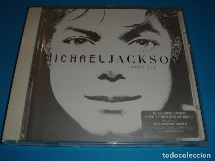 MICHAEL JACKSON / INVINCIBLE / CD (Música - CD's Pop)
