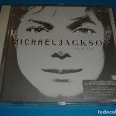 CDs de Música: MICHAEL JACKSON / INVINCIBLE / CD. Lote 140896270
