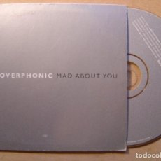 CDs de Música: HOOVERPHONIC MAD ABOUT YOU - CD SINGLE PROMOCIONAL 2000 - SONY. Lote 140910670