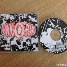 CDs de Música: VVAA- PUNK O RAMA 5. Lote 140914634
