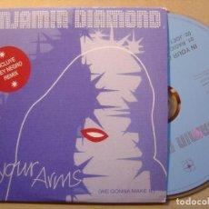 CDs de Música: BENJAMIN DIAMOND IN YOUR ARMS - CD SINGLE PROMOCIONAL 2000 - EPIC. Lote 140917922