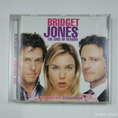 CDs de Música: BRIDGET JONES. THE EDGE OF REASON. BANDA SONORA. THE ORIGINAL SOUNDTRACK. CD. TDKV3. Lote 140921166