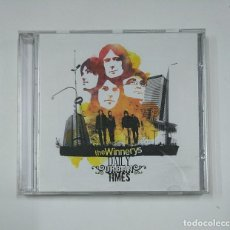 CDs de Música: THE WINNERYS. DAILY URBAN TIMES. CD. TDKV3. Lote 140921534