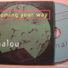 CDs de Música: MANUEL MALOU ?– COMING YOUR WAY - CD SINGLE PROMOCIONAL 1997 - ARISTA. Lote 140921622