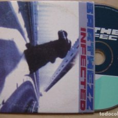 CDs de Música: BARTHEZZ INFECTED - INFECTED - CD SINGLE PROMOCIONAL - TEMPO. Lote 140925198