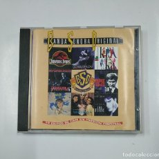 CDs de Música: BANDA SONORA ORIGINAL 19 EXITOS DE CINE EN VERSION ORIGINAL CD ALBUM. TDKV3. Lote 140929038