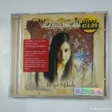 CDs de Música: VANESSA CARLTON. - BE NOT NOBODY - CD. TDKV3. Lote 140929782