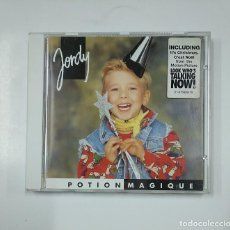 CDs de Música: JORDY. - POTION MAGIQUE - CD. TDKV3. Lote 140930298