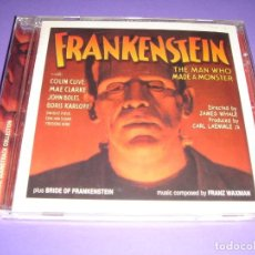CDs de Música: FRANKENSTEIN / ORIGINAL SOUNDTRACK / BSO / BRIDE OF FRANKENSTEIN / FRANZ WAXMAN / CD. Lote 140975750