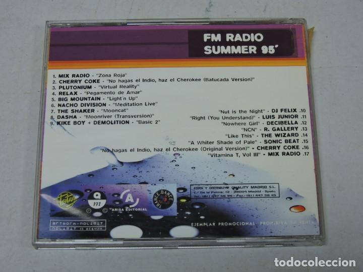 Fm radio summer 95 / mix radio cd - Sold through Direct Sale