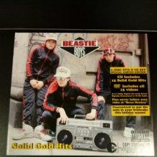 CDs de Música: BEASTIE BOYS - SOLID GOLD HITS - CD + DVD. Lote 141006092