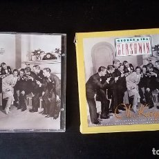 CDs de Música: GEORGE AND IRA GERSHWIN. OH, KAY! CD + LIBRETO 1995. Lote 141014978
