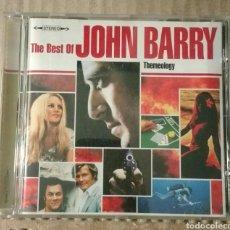 CDs de Música: JOHN BARRY. THE BEST OF..THEMEOLOGY. Lote 141079446