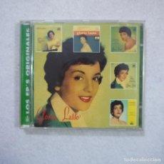 CDs de Música: GLORIA LASSO - LOS EP'S ORIGINALES - CD 1997 . Lote 141107802