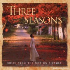 CDs de Música: THREE SEASONS / RICHARD HOROWITZ CD BSO. Lote 141151118