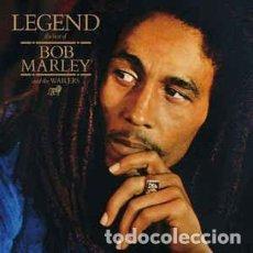 CDs de Música: BOB MARLEY & THE WAILERS - LEGEND - THE BEST OF BOB MARLEY AND THE WAILERS (CD, COMPILATION). Lote 141162834