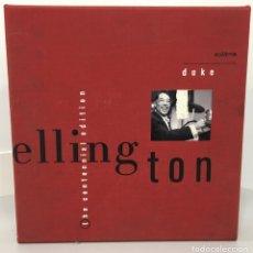 CDs de Música: 24 CD THE DUKE ELLINGTON CENTENNIAL EDITION. Lote 141181892