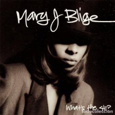CDs de Música: MARY J. BLIGE - WHAT'S THE 411? - CD. Lote 141189766