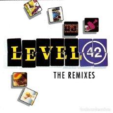CDs de Música: LEVEL 42 - THE REMIXES - CD. Lote 141229750