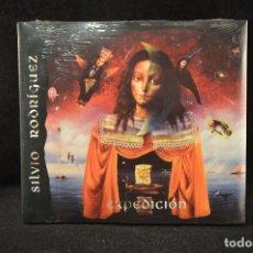 CDs de Música: SILVIO RODRIGUEZ - EXPEDICION - CD. Lote 141230670